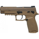 Sig Sauer P320 M17 9mm Pistol, Tan Coyote - MS - 320F-9-M17-MS