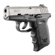 SCCY CPX-2 9mm Stainless Steel / Black Pistol, No Safety - CPX 2TT