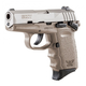 SCCY CPX-1 9mm Stainless / Flat Dark Earth Pistol with Safety - CPX 1TTDE