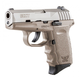 SCCY CPX-2 9mm Stainless / Flat Dark Earth Pistol, No Safety - CPX 2TTDE