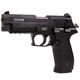 """GSG Firefly .22LR 4.9"""" Barrel Pistol, Black - GERG2210FF"""