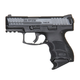 HK VP9SK 9mm Subcompact Pistol with Night Sights, Black - 700009KLE-A5