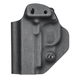 MFT Inside and Outside Waistband Ambidextrous Appendix Holster for Sig P238, Black - HSIG238AIWBA-BL