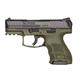 HK VP9SK 9mm Subcompact Pistol, OD Green - 81000097
