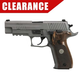 Sig Sauer P226R 9mm Alloy Stainless Elite Full-Size Pistol, TALO Exclusive - 226-R-9-ASE