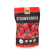 Wise Foods Simple Kitchen Freeze Dried Strawberries, Single Pouch - SK-05-006