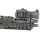 Midwest Industries Universal AK47/74 Handguard W/ Aimpoint ML2 Topcover, Black - MI-AKH-ML2