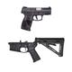 Taurus G2C 9mm Pistol & PSA AR-15 Complete Lower Magpul MOE Edition