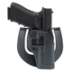 Blackhawk! Serpa Sportster Holster (H&K USP Compact)- 413509BK-L