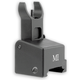 Midwest Industries AR10 Low Profile Flip-up Front Sight - MCT-AR10-LAFFG