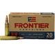 Hornady Frontier 5.56 NATO 62gr Spire Point 20 Rounds Ammunition - FR280