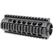 Midwest Industries Gen 2 Sportical Carbine Length Two Piece Drop In Handguard - MCTAR-17SG2