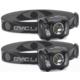 Cyclops 210 Lumen Headlamp 2 Pack - HL210-2PK
