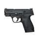 S&W Shield .40 S&W Pistol with Night Sights No Safety, Black - 10214