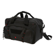 Allen Sporter Range Bag w/ Padded Pistol Rug, Black and Red - 8247