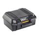 Pelican V100 Vault Small Pistol Case, Black - VCV100-0000-BLK