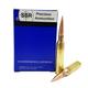 SBR .375 Cheytac 353 gr. Solid Copper Match 10 Rounds Ammunition - SL375CH-MS1