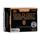 Speer Gold Dot Personal Protection .44 S&W Spl 200 gr 20 Rounds Ammunition - 23980GD
