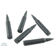 Magpul 5.56 NATO (.223) Dummy Rounds, 5 Pack MAG215-BLK