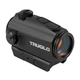 TruGlo Ignite 22mm 2 MOA Red Dot Sight, Black - TG8322BN