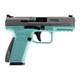 Canik TP9SF Elite 9mm Pistol, Robin's Egg Blue - HG3898BG-N