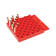 Hornady Universal Reloading Tray 50-Round Plastic Red 480040