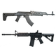 PSA M4 MOE EPT AR-15 & PSAK-47 GF3