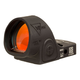 Trijicon SRO 2.5 MOA Handgun Reflex Optic, Matte Black - SRO2-C-250002