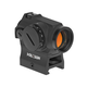 Holosun HE503R-GD Elite 2 MOA Dot & Circle Dot Reflex Sight, Gold Reticle - HE503R-GD