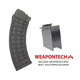 Xtech Tactical MAG47 30 Round AK47 Bolt Hold Open Magazine, Black