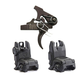 Geissele SSA-E Trigger & Magpul Front/Rear MBUS Back-Up Sight GEN 2 Bundle