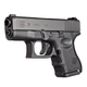 Glock 26 Gen 3 9mm Pistol with Fixed Sights - PI2650201