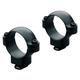 Leupold DD 30mm Medium Scope Ring Mounts, Matte Black - 49957