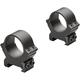 Leupold PRW2 1 inch Medium Scope Ring Mounts, Matte Black - 174081