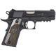 Browning 1911-22 Black Label Compact 22 LR Pistol with Rail 10 Round, Laminated Black - 051817490