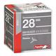 Aguila Sub-Gauge 28 Gauge 2-3/4 inches 9 Shot 3/4 oz Lead Shotshell, Birdshot, 25/Box - 1CHB2879