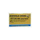 Buffalo Bore Heavy 357 SIG 125 grain Full Metal Jacket Flat Nose Low Flash Pistol and Handgun Ammo, 20/Box - 25B/20