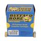 Buffalo Bore Standard Pressure 380 ACP 100 grain Hard Cast Flat Nose Pistol and Handgun Ammo, 20/Box - 27E/20