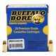 Buffalo Bore 9mm Luger +P+ 115 grain Jacketed Hollow Point Pistol and Handgun Ammo, 20/Box - 24A/20