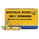 Buffalo Bore Outdoorsman 9mm Luger +P 147 grain Hard Cast Flat Nose Handgun Ammo, 20/Box - 24L/20