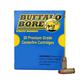 Buffalo Bore 38 Super +P 147 grain Jacketed Hollow Point Pistol and Handgun Ammo, 20/Box - 33E/20