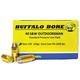 Buffalo Bore Outdoorsman Standard Pressure 40 S&W 200 grain Hard Cast Flat Nose Low Flash Pistol and Handgun Ammo, 20/Box - 23F/20