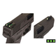 TruGlo Brite-Site Series - TFO (F-GRN/R-GRN) for GLOCK - High TG131GT2