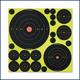 Birchwood Casey Shoot*N*C Self-Adhesive Targets Variety Pack 34018