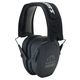 Walkers Game Ear Razor Slim 27 dB Passive Muff, Black - GWPRSMPAS