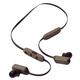Walkers Game Ear 29 dB Electronic Rope Hearing Enhancer, Black/Gray - GWP-RPHE