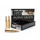 Nosler Trophy Grade 6.5x55 Swedish Mauser 140 grain AccuBond Rifle Ammo, 20/Box - 60022