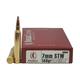 Nosler Trophy Grade 338 Win Mag 140 grain Partition Rifle Ammo, 20/Box - 60046