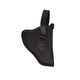 Uncle Mike's Sidekick Size 19 Left Hand Hip Holster, Textured Black - 81192