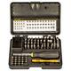Wheeler 55-Piece Hex and Torx Screwdriver Set - 1081958